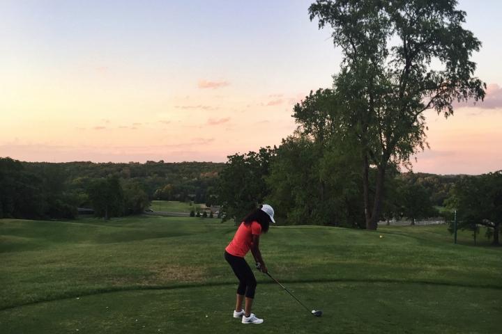 She Golfs!