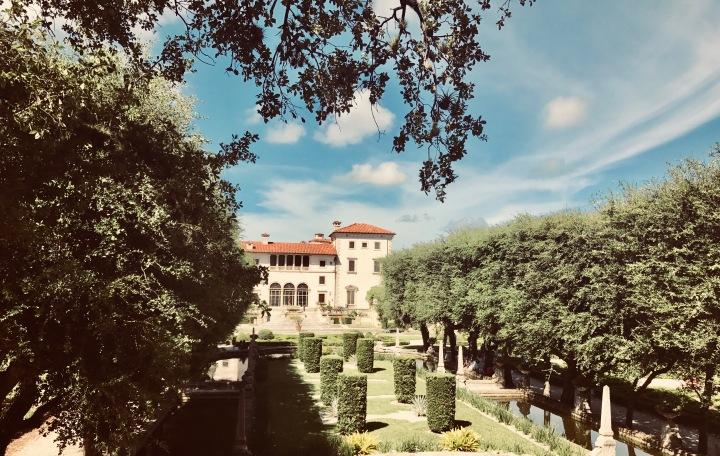 Exploring Vizcaya Museum &Gardens